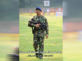 Farewell Parade Korps Brimob Polri
