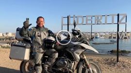 RIDE TO AFRICA 2019