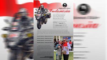 DIPLOMASI RIDER INDONESIA